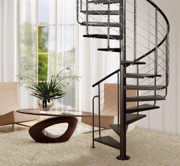 Moduļu kāpnes METAL