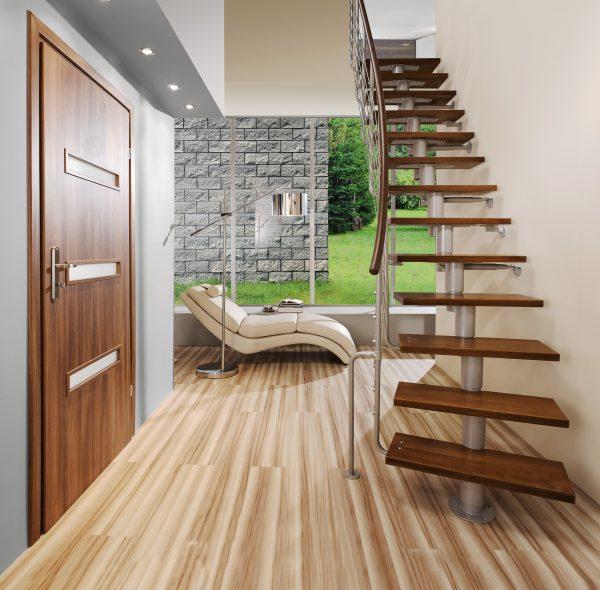 Moduļu kāpnes DIXI