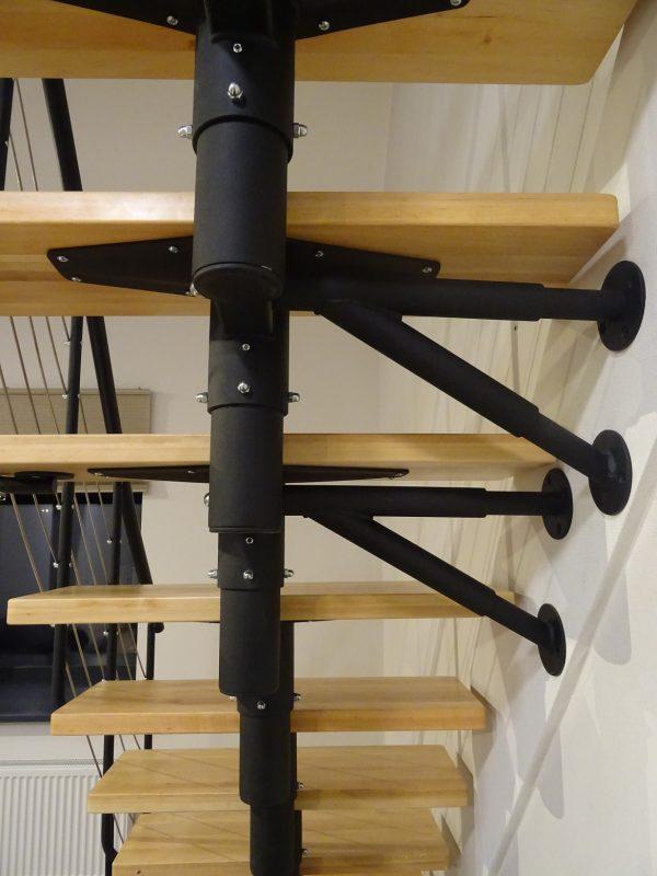 Moduļu kāpnes SEGMENT
