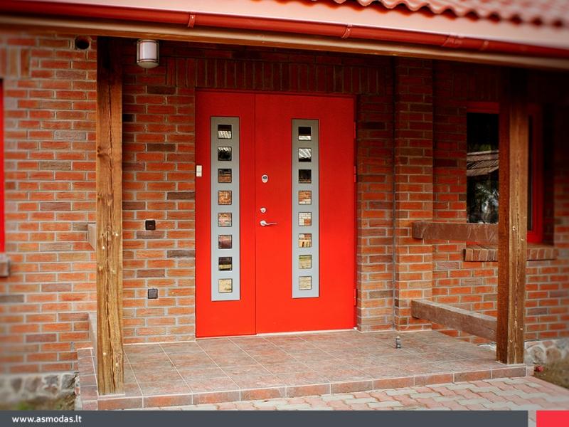 Legartis входная дверь red